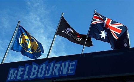 Стартовая решетка Гран-при Австралии 2013 года