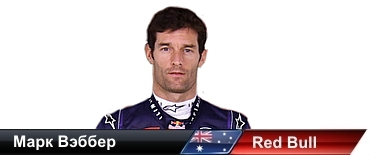 Марк Вэббер (Австралия),, Red Bull